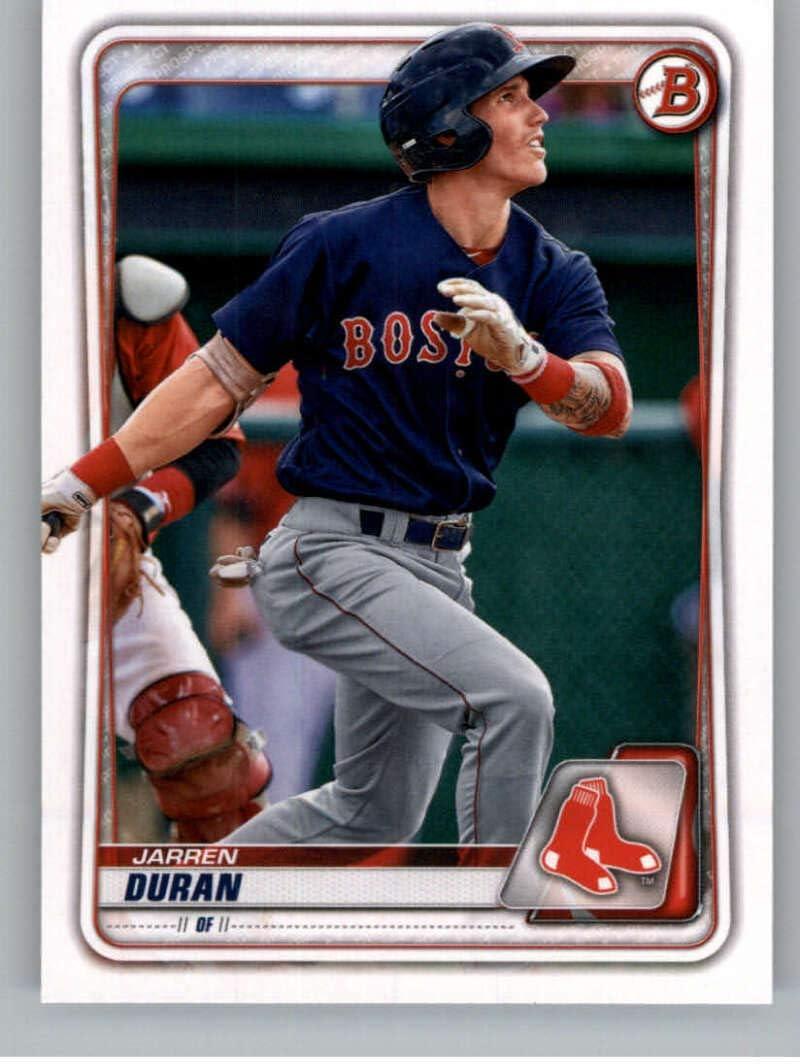 2020 Bowman Same day shipping Soldering Draft #BD-55 Jarren Duran RC Sox B Boston Red Rookie