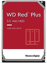 Western Digital 3TB WD Red Plus NAS Internal Hard Drive HDD - 5400 RPM, SATA 6 Gb/s, CMR, 128 MB...