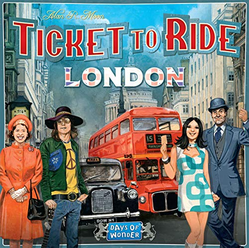 Ticket to Ride London - NL