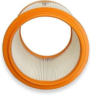 kallefornia/® 2/Filtro kallefornia k741/classe di polvere L adatto per Flex S36/piatta filtro a pieghe e utilizzabili per 337692/337.692