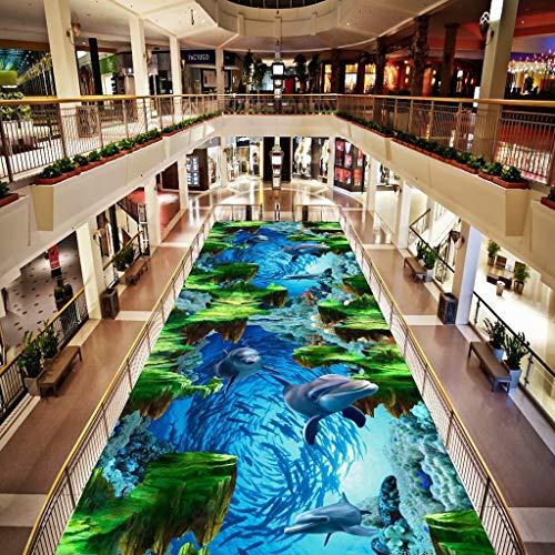 WZJ-CARPET 3D Estrecho Pasillo emocionante Alfombra de Tira Larga, Escaleras de Pasillo Porche Sala de Estar Estera de Mesa de café Dormitorio Manta de cabecera (Color : G, tamaño : 120X100CM)