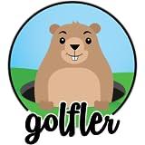 GOLFLER Golf GPS, Rangefinder, Scoring, Tee-Times, Course Info, Leaderboard, Tournaments