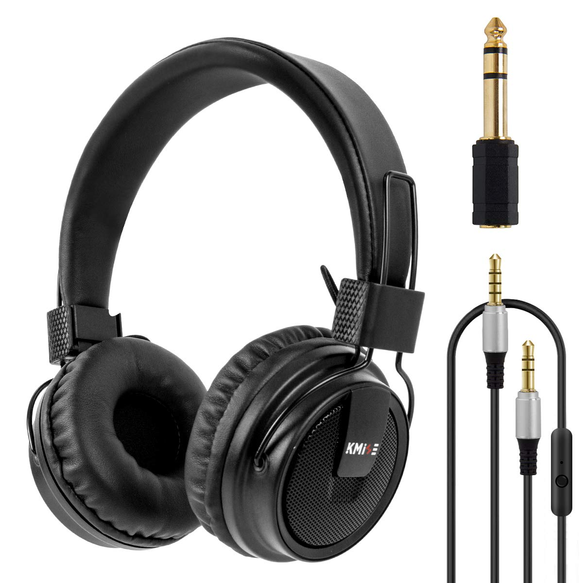 Headphones Headset Foldable Over Ear Earphones