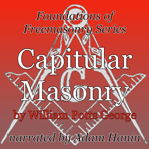 Capitular Masonry audiobook cover art