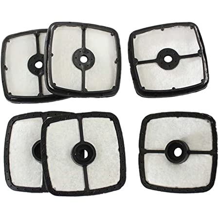 Details about  /10pc Air Filter For Echo 13031054130 Trimmer Blower A226001410 SRM 210 225 HC150