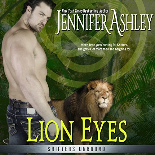 Lion Eyes audiobook cover art