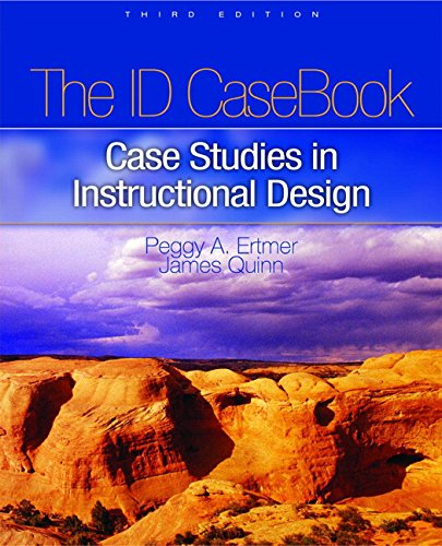 The I D Casebook Case Studies In Instructional Design 3rd Edition