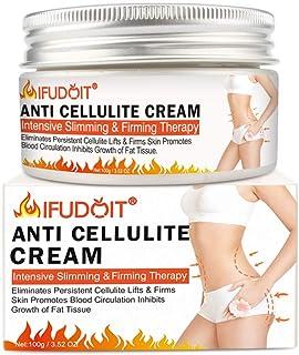 Professionelle Hot Cream,Anti Cellulite Creme,Intensive Schlankheits- und..