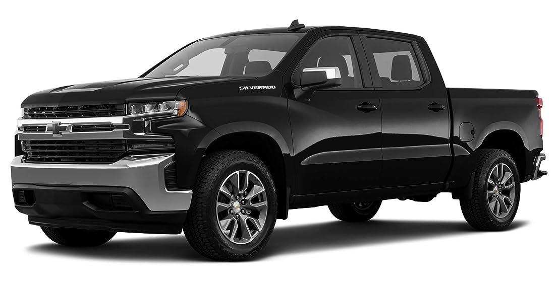 Amazon Com 2019 Chevrolet Silverado 1500 Custom Reviews Images