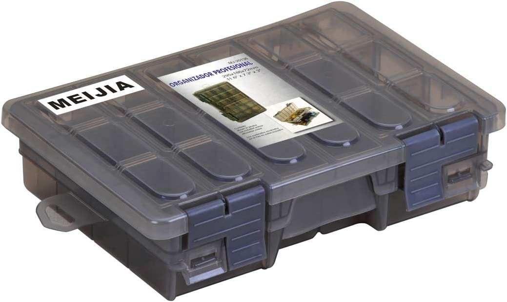 Daily bargain sale MEIJIA Outdoor Fishing Tackle Award Boxes Storag Box Plastic
