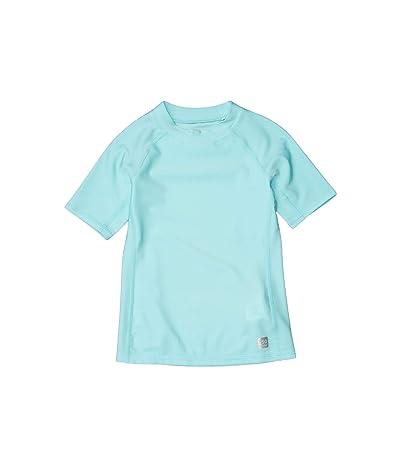 reima Swim Shirt Camiguin (Toddler/Little Kids/Big Kids) (Light Turquoise) Girl