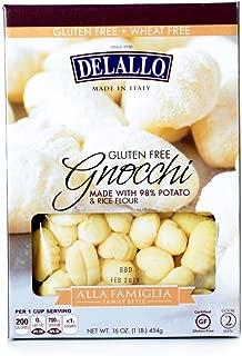 DeLallo Gluten Free Family-Style Gnocchi
