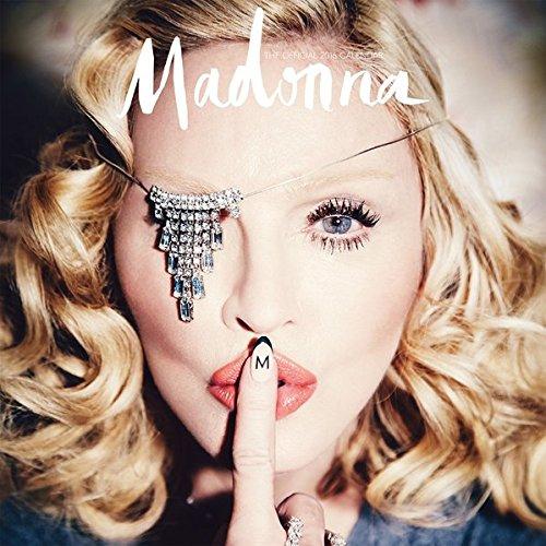 Madonna 2016 - 16-Monatskalender: Original BrownTrout-Kalender [Mehrsprachig] [Kalender] (Wall-Kalen