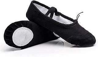 ANYIKE Zapatillas de Ballet para Danza, Zapatos de Yoga,