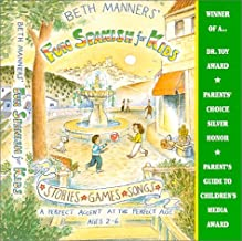 Beth Manners' Fun Spanish for Kids: ages 2-6