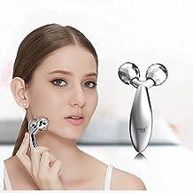 PRITECH 3D Eye face massage Roller ball V face massage face-lift tightness skin facial wrinkle remover beauty tool massage device