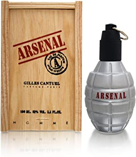 Remy Latour Latour Arsenal Grey Man Edp 100 Ml Vapo - 100 ml