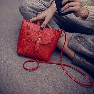 New Messenger Bag Fashion Shoulder Bag Messenger Bag Small Lady Handbag Leather Bag