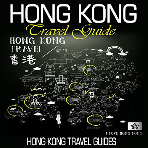 Hong Kong Travel Guide cover art