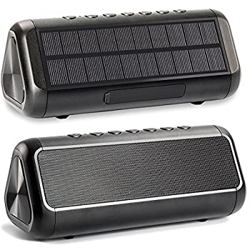 Best solar powered bluetooth speakers Reviews