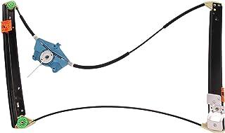 Frontal izquierdaregulador de ventanas el/éctrico lateral 8E0837461B W//O motor para 00-08 A4 S4 B6//B7 8E de Madlife Garage