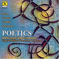 Poetics by North Texas Wind Symphony