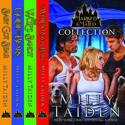 The Marked and Mated Collection cover art