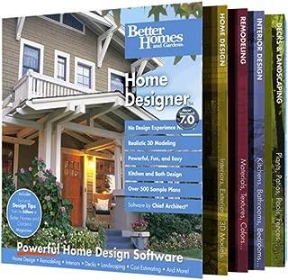 Better Homes and Gardens Home Designer 7.0 [OLD VERSION]