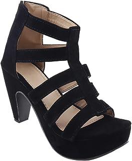 TWIN TOES Women's Fashion Sandal
