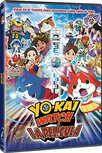 Yo Kai Watch La Película [DVD]
