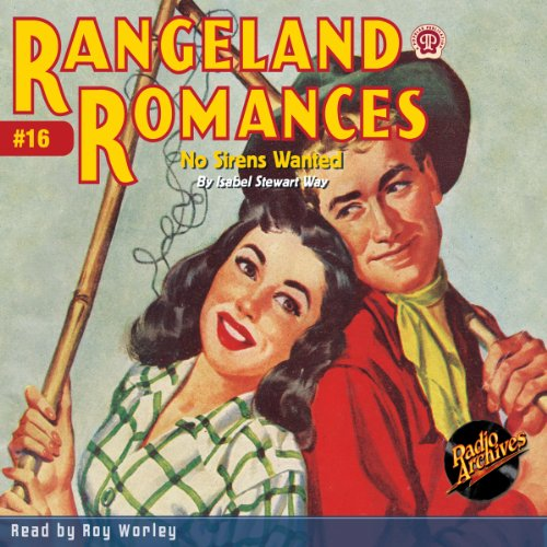 Rangeland Romances #16  cover art
