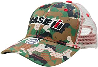 Case IH Youth Tractor Camo Mesh Back Cap - Officially Licensed
