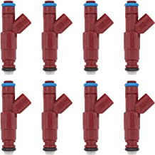 XtremeAmazing Pack of 8 Fuel Injectors 1 Hole 0280155934