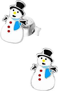 Best crystal snowman earrings Reviews