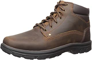 Skechers Men's Segment-Garnet Fashion Boot, CDB, 16 Extra ExtraWide US
