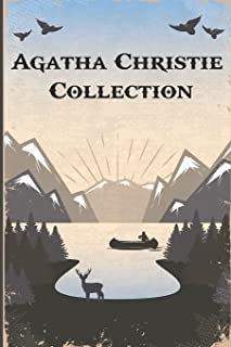 Agatha Christie Collection: All Three Books: The Mysterious Affair at Styles, The Murder on the Links, Poirot Investigates...