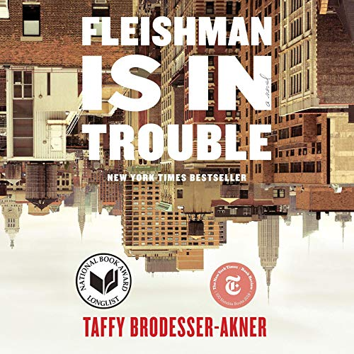 Fleishman Is in Trouble cover art