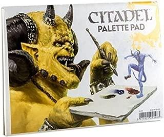Games Workshop GW60-36 CITADEL PALETTE PAD