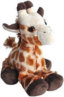 Wild Republic 16241, Giraffe Hug'ems Soft, Gifts for Kids, Cuddly Toy, 18 cm
