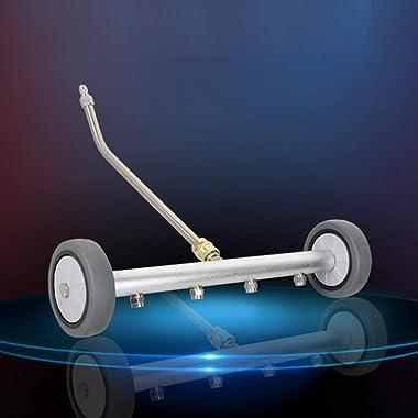 Pressure Washer, Under Carriage Power Washer, Surface Cleaner, 4000PSI for Pressure Washer High Pressure Gun High Pressure Cl