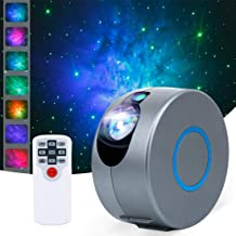 Star Projector Galaxy Projector, Starry Night Light for Bedroom, AURUZA LED Space Sky Light Lamp, Cool Room Decor, Nebula ...
