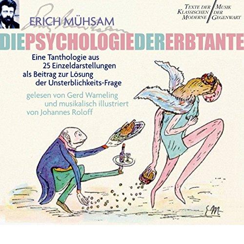Die Psychologie der Erbtante cover art