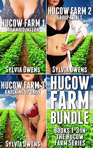 Hucow Farm Bundle (Fertile Hucow First Time Interracial Erotica)
