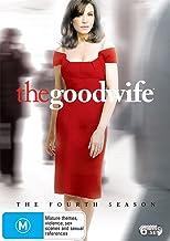 The Good Wife - Season 4 [6 Discs] [NON-USA Format / PAL / Region 4 Import - Australia]
