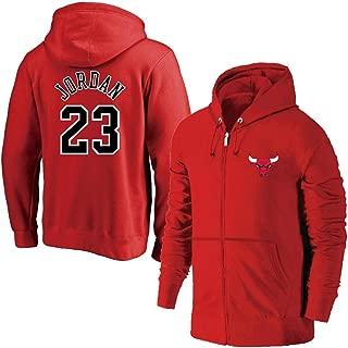 HEJX Bulls 23 Jordan Jersey Jersey de Entrenamiento Engrosamiento ...