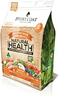 IVORY COAT Grain-Free Chicken and Coconut Oil Dry Dog Food (Adult) 2 KG