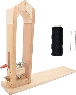 Rain King Kit d'outils de couture pour le travail du cuir, pour le travail du cuir, la couture, le bricolage, la table, le...