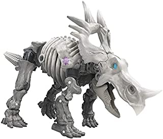 Transformers Toys Generations War for Cybertron: Kingdom Deluxe WFC-K15 Ractonite Fossilizer Action Figure - Kids Ages 8 a...
