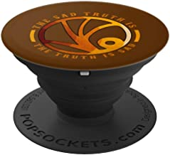Events VFD Symbol Series of Unfortunate Lemony Snickets - PopSockets Grip and Stand for Phones and Tablets