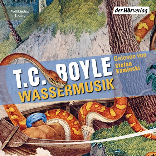 Wassermusik audiobook cover art